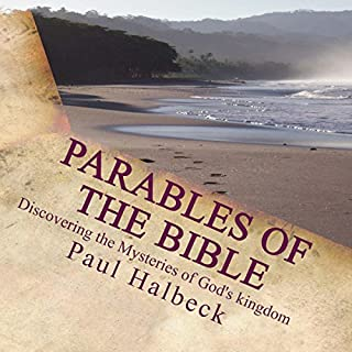 Parables of the Bible audiobook cover art