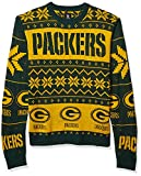 NFL Green Bay Packers Men's 2019 Ugly Sweater, XX-Large, Team Color