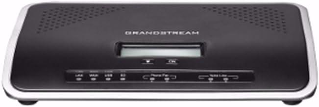 Grandstream Networks UCM6202, Centralita, negro