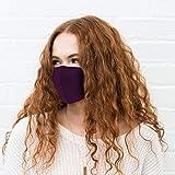 IMG-2 weddingstar maschera facciale in tessuto