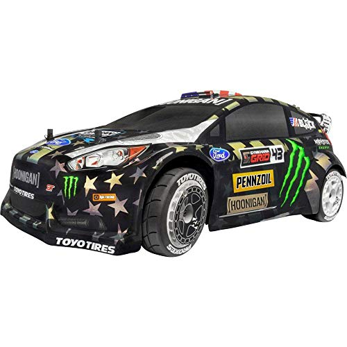 HPI Racing WR8 3.0 Ken Block Ford Fiesta 1:8 RC Modellauto Nitro Straßenmodell Allradantrieb RTR 2,4 GHz