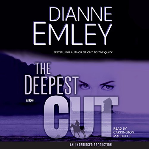 The Deepest Cut audiobook cover art