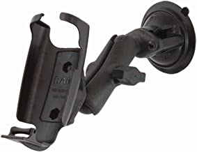 RAM Composite Twist Lock Suction Cup Mount for the Garmin Astro 320, GPSMAP 62, 62s, 62sc, 62st & 62stc