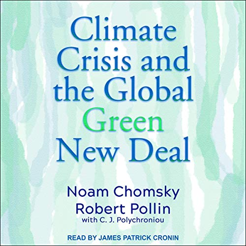 Climate Crisis and the Global Green New Deal cover art