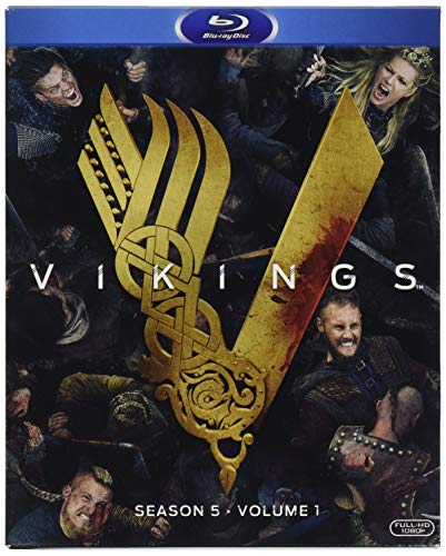 Vikings - Season 5.1 [Blu-ray]