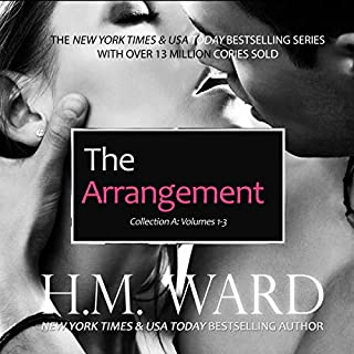 The Arrangement Collection A: Volumes 1-3 audiobook cover art