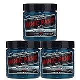 Manic Panic - Siren's Song Classic Creme Vegan Cruelty Free Green Semi Permanent Hair Dye - 3 x 118ml