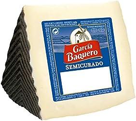 Garcia Baquero Queso Semicurado Cuña, 325g