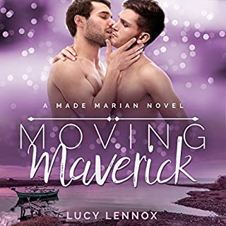 Moving Maverick     A Made Marian Novel              Written by:                                                                                                                                 Lucy Lennox                               Narrated by:                                                                                                                                 Michael Pauley                      Length: 7 hrs and 48 mins     2 ratings     Overall 5.0