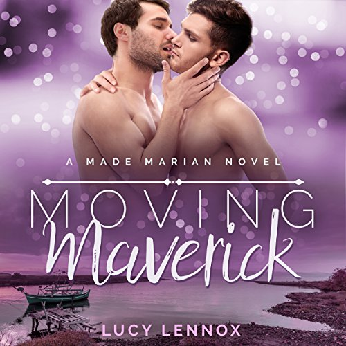 Moving Maverick audiobook cover art