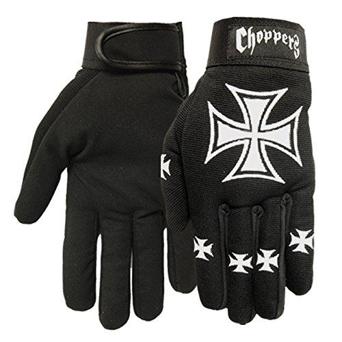 Hot Leathers guantes de mecánico de vistosa