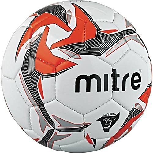 mitre Futsal Tempest Soccer Sports Training Soft Touch Indoor Football Size 4