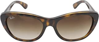 Ray Ban RB4227 Tortoise/Brown Lens Sunglasses