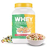 Sparta Nutrition Spartan Whey Ultra Premium Protein Blend, Marshmallow Cereal, 2 lb