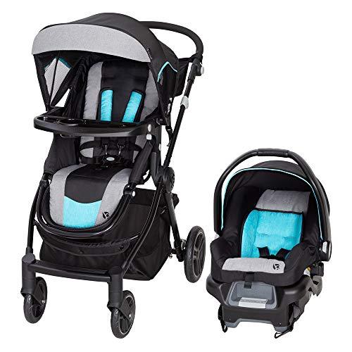 Baby Trend City Clicker Pro Travel System, Soho Blue