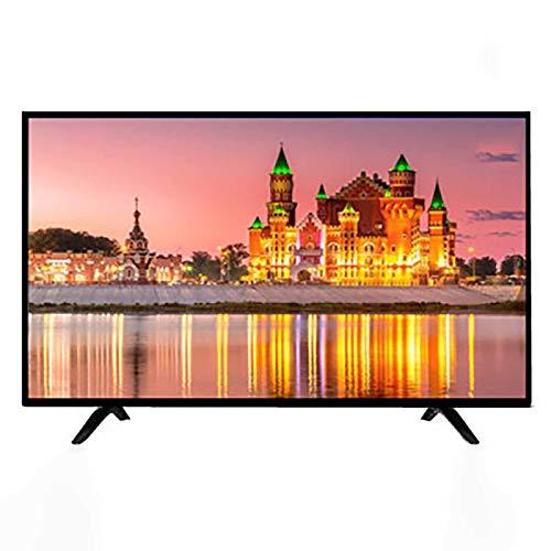 CPPI-1 Smart TV 32 42 Resolución de 50 Pulgadas de Alta definición (1080p), Control Remoto por Voz, TV LCD Compatible con Varios Dispositivos
