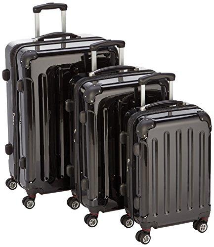 BEIBYE , Set di valigie Multicolore nero Set(XL/L/M)