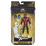 Marvel acción Coleccionable Legends Series de 6 Pulgadas (X-Men/X-Force Collection) – con Parte de construcción de Figura de Wendigo, Color sí. (Hasbro)