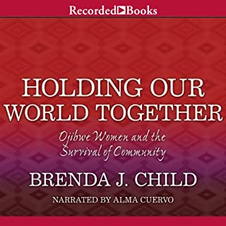 Holding Our World Together cover art