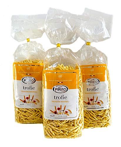 Pirro Trofie Pasta from Italy - 3 packs