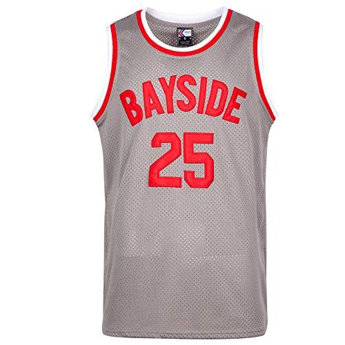 MOLPE Morris 25 Bayside Basketball Jersey S-XXXL Grey (M)