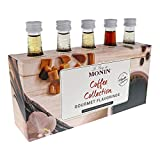 Monin - 5 Flavor Gourmet Coffee Collection