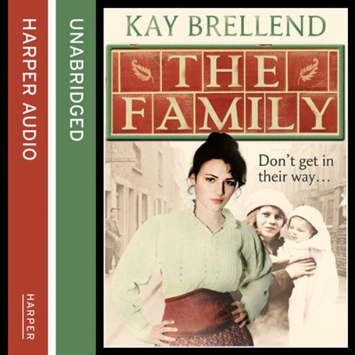 The Family audiobook cover art
