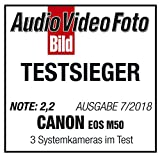 Zoom IMG-1 Canon EOS M50 Appareil Photo
