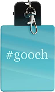 #gooch - Hashtag LED Key Chain with Easy Clasp