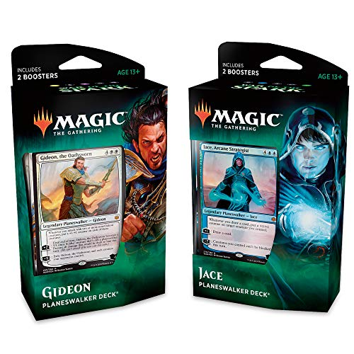 Caja de Refuerzos para Magic: The Gathering War of The Spark