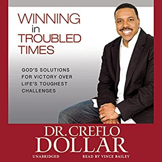 Winning in Troubled Times audiobook cover art