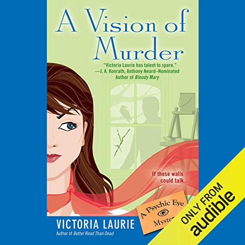 A Vision of Murder cover art