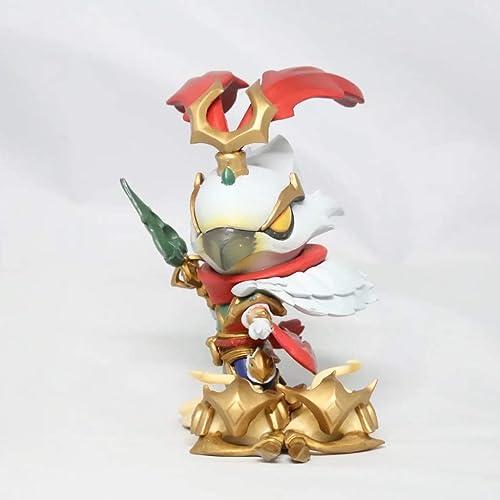 El ultimo 2018 CALSD Modelo de Anime Anime Anime LOL Emperador del Desierto Sima Yi Rooster Edición Limitada Modelo de Juguete Artesanía Estatua (15 CM).  envio rapido a ti