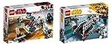 LEGO® Star Wars (tm) 75206 Jedi(tm) y Clone Troopers(tm) + 75207 Imperial Patrol Battle Pack