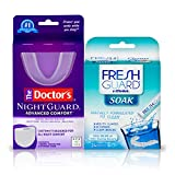 The Doctor's NightGuard Advanced Comfort and Fresh Guard Soak Crystals Pack