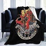 HAJK Trigun_VASH Merch Ultra-Soft Micro Fleece Blanket£¨50'' X40£¬60 X50£¬80 X60£