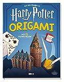 Aus den Filmen zu Harry Potter: Origami: Mit 15 Faltmodellen!