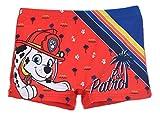 Paw Patrol Niños Bañador (Roja,3 años)