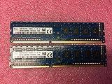 Hynix HMT451U6BFR8C-PB 8GB 2 x 4GB PC3-12800U DDR3 1600 CL11 Desktop Memory Kit