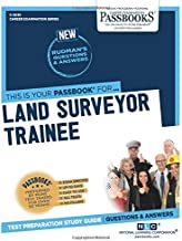 Land Surveyor Trainee (3030) (Career Examination Series)