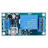 Belissy 12V 1-Kanal-Relais-Kapazitive Touch-Selbsthemmend-Switch-Modul