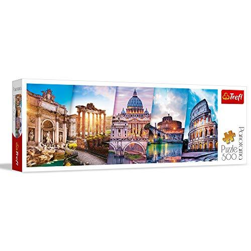 Trefl TR29505 Puzzle, Farbig