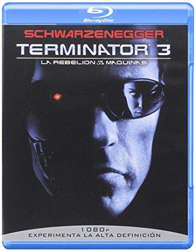 Terminator 3: La rebelión de las máquinas [Blu-ray]