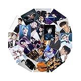 Exo Stickers - 25 PCS Vinyl Decal Kpop Photocard Set