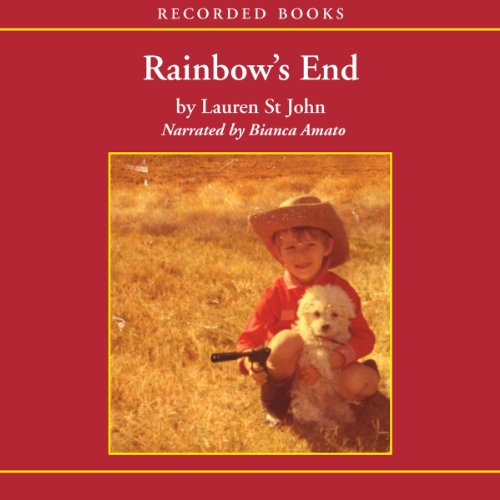 Rainbow's End audiobook cover art