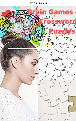 Brain Games - Crossword Puzzles - Very Large Print: Boast your brain with Brain Games - Crossword Puzzles - Very Large Print (English Edition)