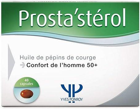 Olezesin a prosztatitisből