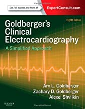 Clinical Electrocardiography: A Simplified Approach, 8e by Ary L. Goldberger MD FACC (2012-09-21)