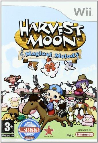 Harvest Moon Magical Melody [Importer espagnol]