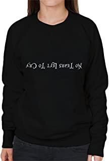 COTO7 No Tears Left to Cry Women's Sweatshirt